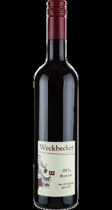 2017 Rotwein im Holzfaß gereift